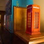 Inheritance Room London Phone Booth